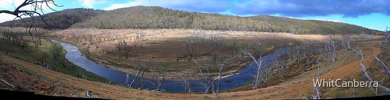Eucumbene River, NSW Australia.  by WhitCanberra