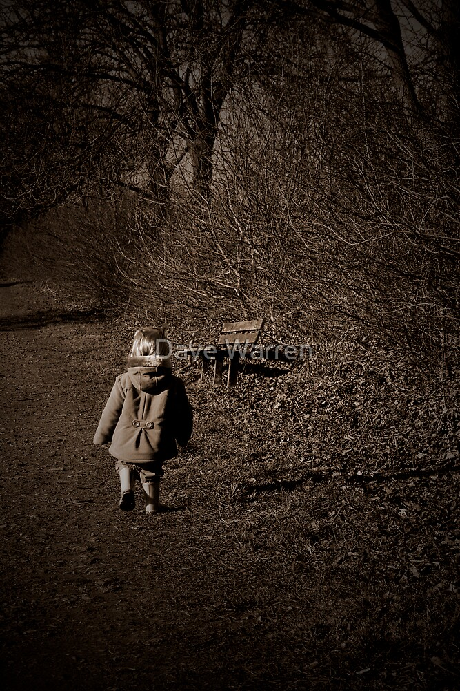 Follow Me..... by Dave Warren