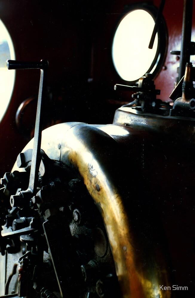 Stream Train by Kenart