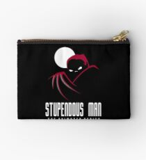 Stupendous Man The Animated Series Studio Pouch