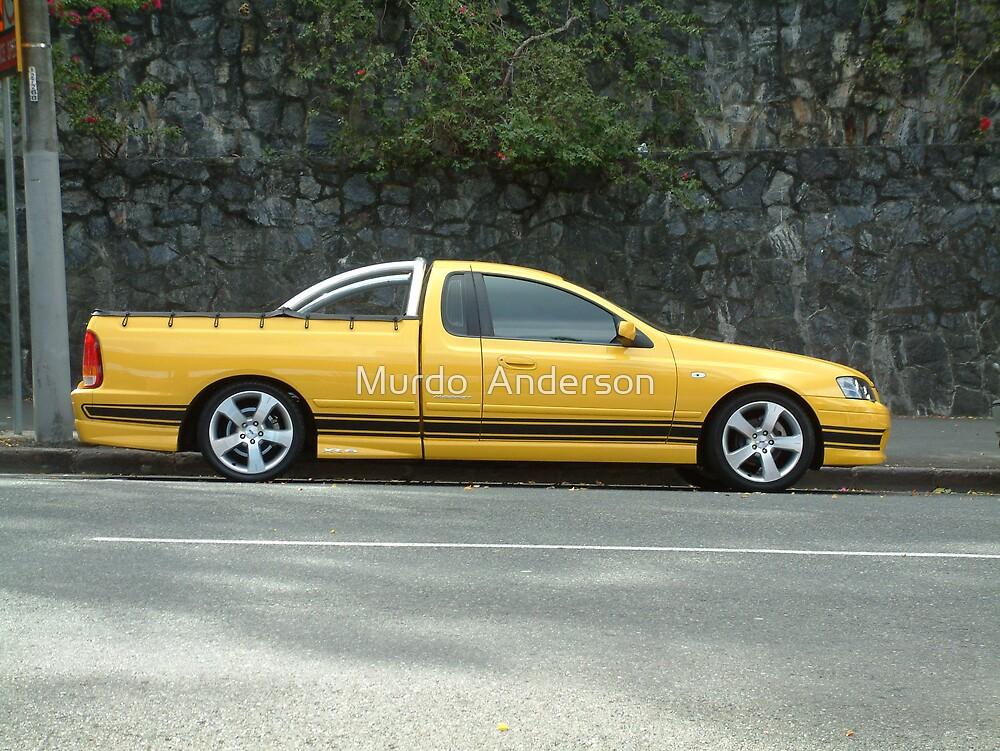 Holden SS V8 Ute by Murdo  Anderson