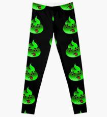 Radioactive Poop Leggings