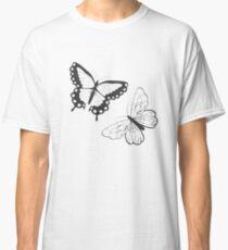 Butterfly pattern 010 Classic T-Shirt