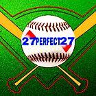 27 UP...27 DOWN...PERFECT by WhiteDove Studio kj gordon