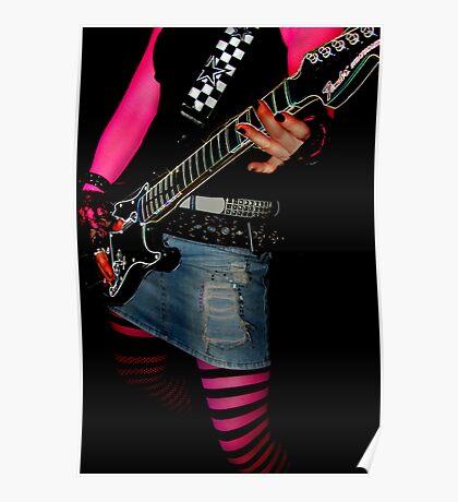 I Wanna Rock! Poster