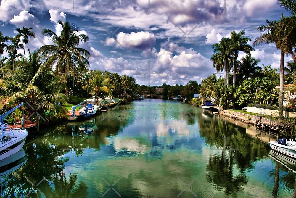 Riviera Waterway by photorolandi