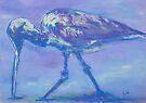 O'Side Bird by Niki Hilsabeck