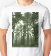 pines forest darkgreen 05/05/17 Unisex T-Shirt
