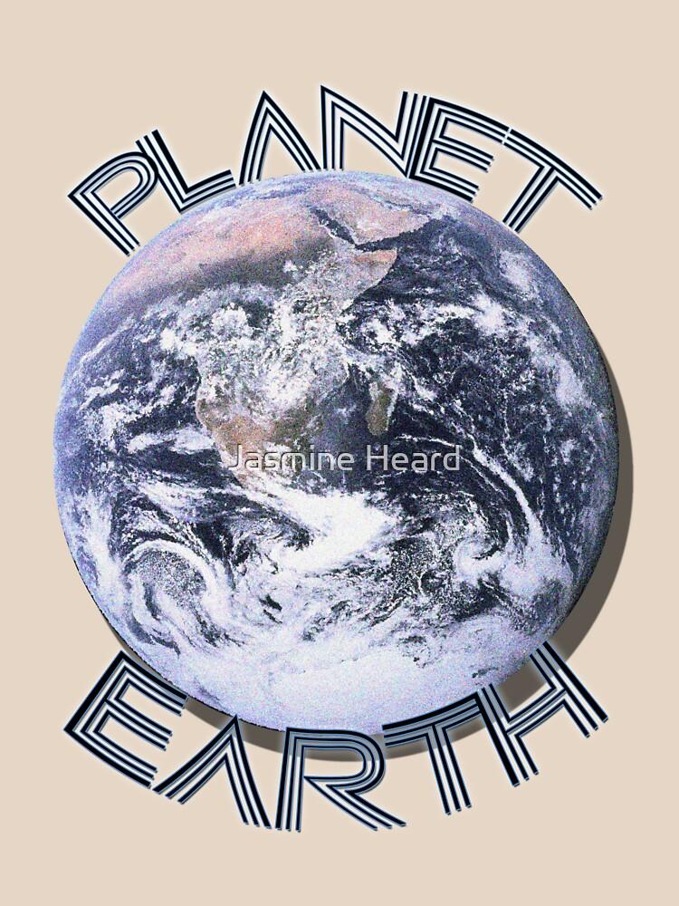 Planet Earth  by Housemars