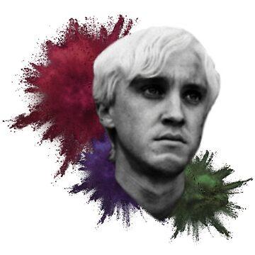 Draco Malfoy  by voiddestiel