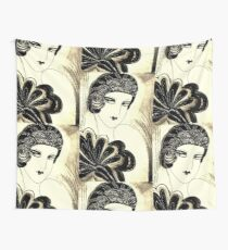 GLITTER DECO Jacqueline Mcculloch   ,,House of Harlequin Wall Tapestry