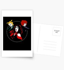 Hex Girls Postcards