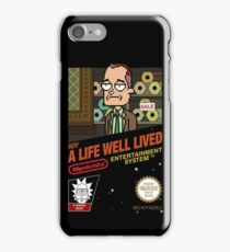 Roy the videogame iPhone Case/Skin