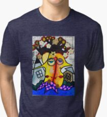 Mind Over Mind Tri-blend T-Shirt
