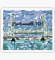 Portsmouth, NH Sticker
