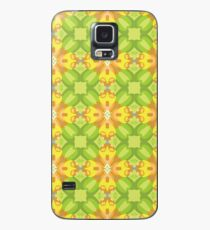 Orisa inspirierte Muster Hülle & Klebefolie für Samsung Galaxy