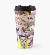 Bts  Travel Mug
