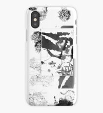 Sketchy iPhone Case/Skin