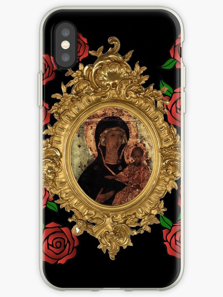 Russian icon  by Jazyy