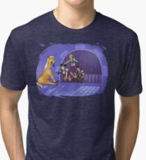Xenites of the Caribbean Tri-blend T-Shirt
