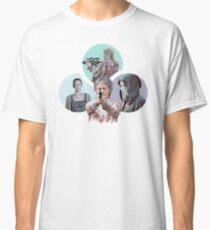 Carol Peletier The Walking Dead Classic T-Shirt