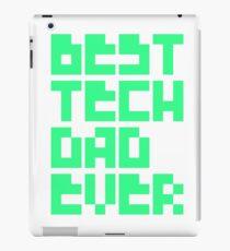 Best Tech Dad Ever iPad Case/Skin