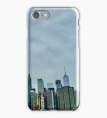 Brooklyn Bridge Park view iPhone Case/Skin