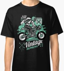 Vintage Motocycle Classic T-Shirt