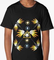Mercy Inspired Print Long T-Shirt