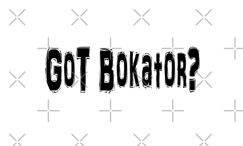 Bokator by greatshirts