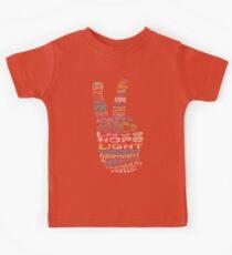 Peace tshirts Kids Tee