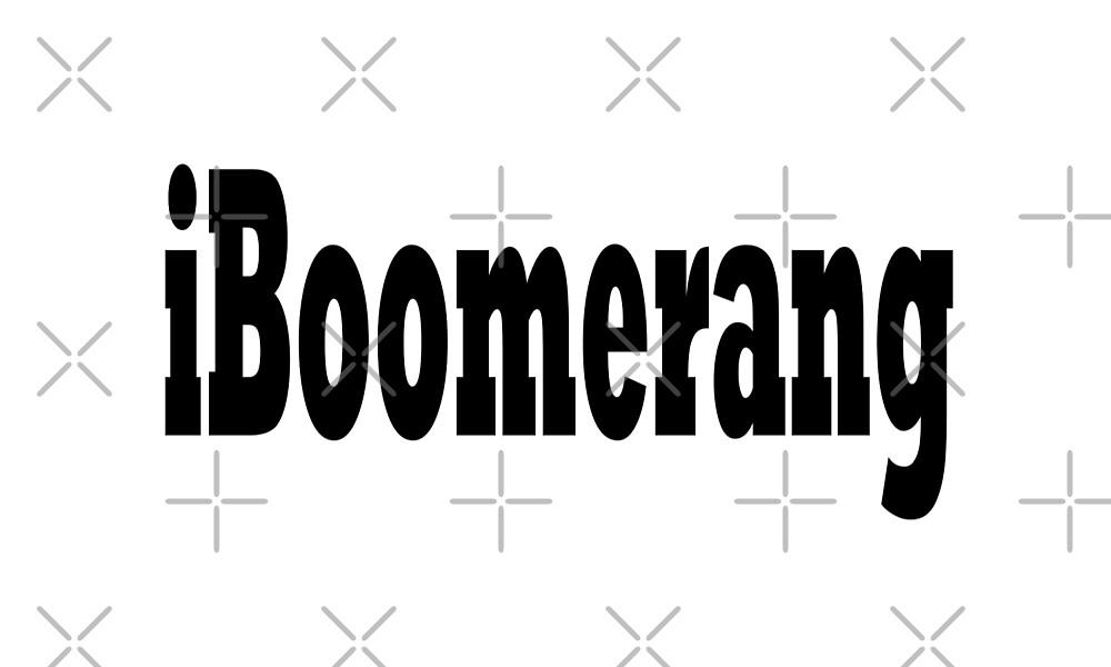 Boomerang  by greatshirts