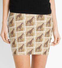 Lean and tall Mini Skirt