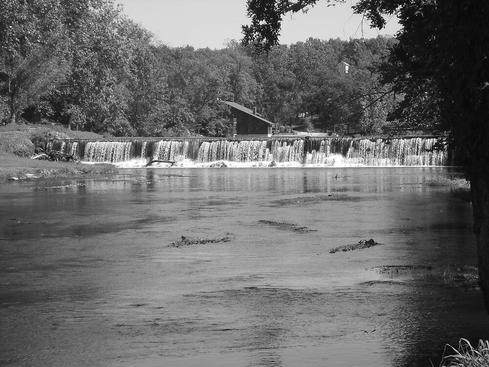 Waterfall by keshiadc
