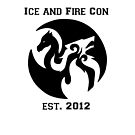 Ice and Fire Con Baseball Tee by iceandfirecon