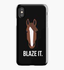 Blaze It iPhone Case/Skin