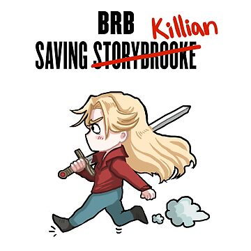 BRB -- Saving Killian by PompeiiAblaze