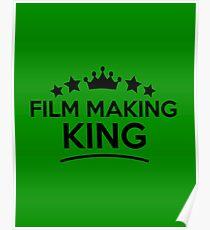 film making king stars Poster