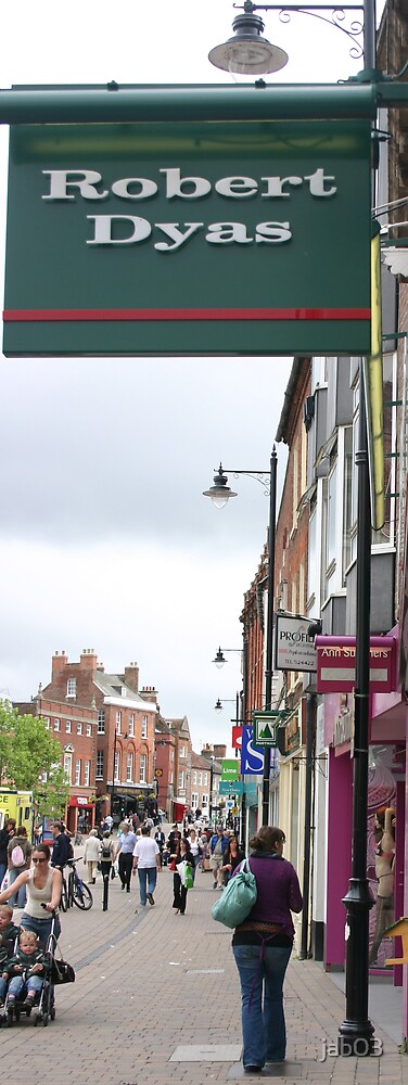 Newbury High Street by jab03