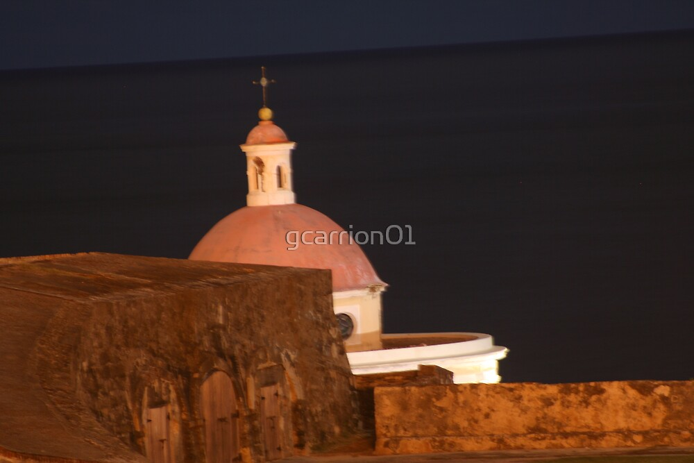 El morro Fortress at evening by gcarrion01