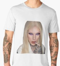Jeffree Biting His Nail Men's Premium T-Shirt