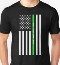 IGY6 Thin Green Line  T-Shirt
