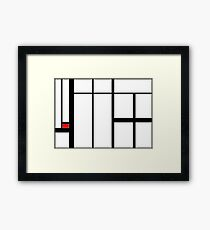 Modern Vibe 3 Framed Print
