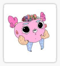 Cutie Patootie Sticker