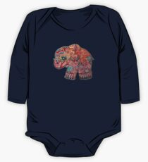 Vintage Elephant Kids Clothes