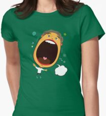 funny Women's Fitted T-Shirt