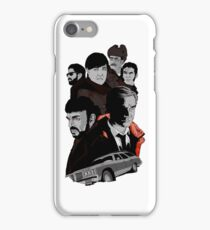 Fargo All Characters iPhone Case/Skin