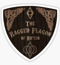 Skyrim: The Ragged Flagon of Riften Sticker