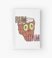 Rum Ham Hardcover Journal
