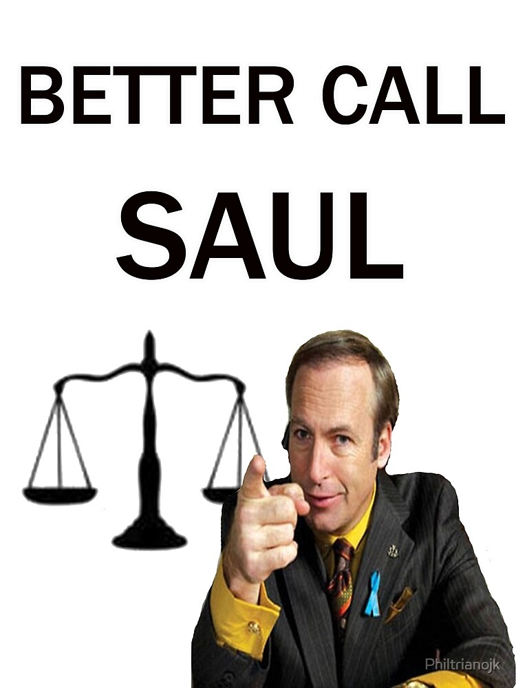 better call saul by Philtrianojk